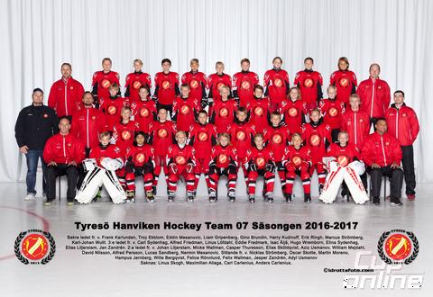 Lag Tyreso Hanviken Hockey Dif Varcup U10 2017 Cuponline