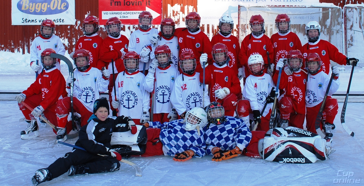Lag Gustavsberg IF - Sundsvall Bandy Cup 2013 - Cuponline