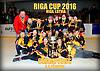 Winner RIGA CUP U-10 Tournament 2016