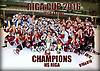 Winners together RIGA CUP U-16 and U-18 RIGA CUP